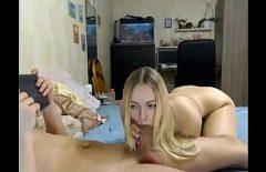 Румынская проститутка алина сосет и трахается на веб-камеру